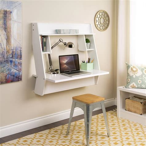 small room desks 8 wall mounted desks that save room in small spaces