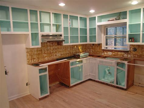 paint color inside kitchen cabinets retro ranch reno the magic of paint