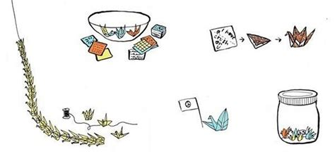 things to do with origami paper 5 cool things to do with origami paper cranes 171 the secret