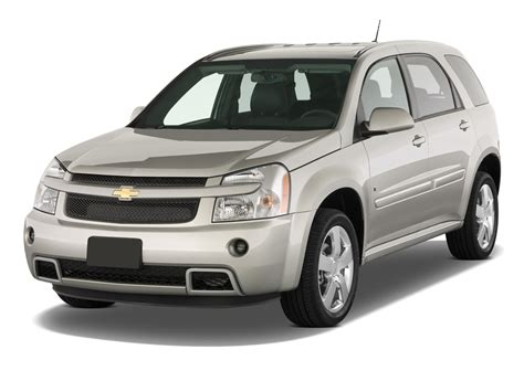 2009 Chevy Equinox Review by 2009 Chevrolet Equinox Reviews And Rating Motor Trend