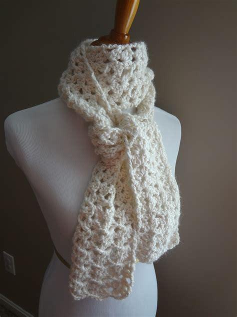 Scarf Crochet Pattern Free Pdf Craft Juice Crochet