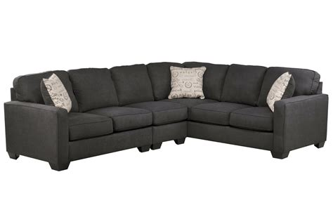 kaspar sectional sofa charcoal sectional sofa charcoal wyatt sectional sofa