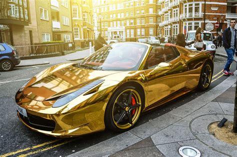 Car Wallpaper Golden by Golden Car 20 Hd Wallpapers Hdwallpaper