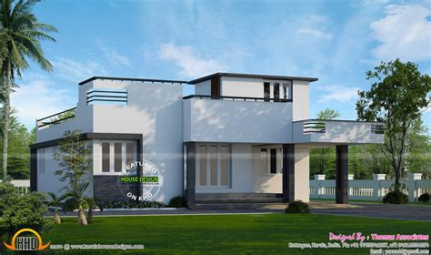 best house designs 1000 square 1000 sq ft 2 bed room villa kerala home design and