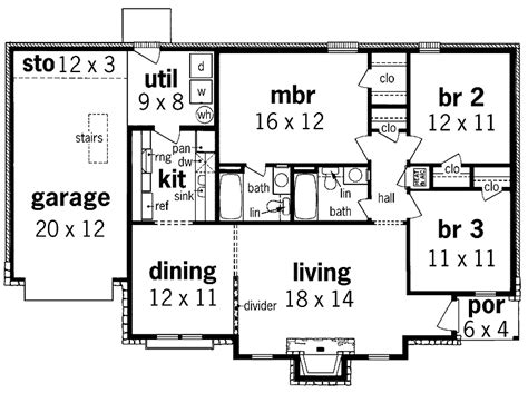 modern 3 bedroom house design choosing 3 bedroom modern house plans modern house design