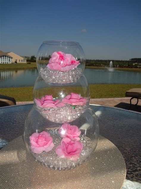 water decoration wedding centerpieces ideas by of water bead design