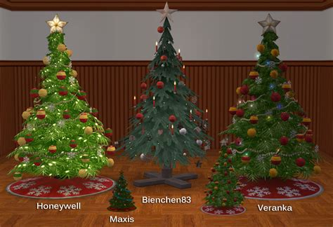 sims 3 weihnachtsbaum mod the sims summon santa w cc trees