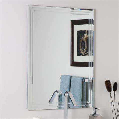 images of bathroom mirrors shop decor 23 6 in w x 31 5 in h rectangular