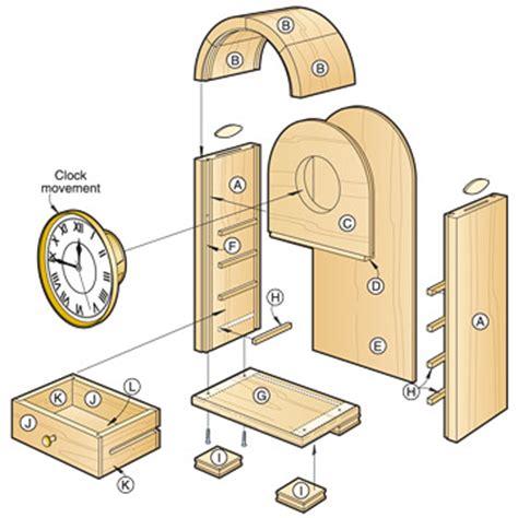 clock plans woodworking woodworking clock plans plans diy free free wood