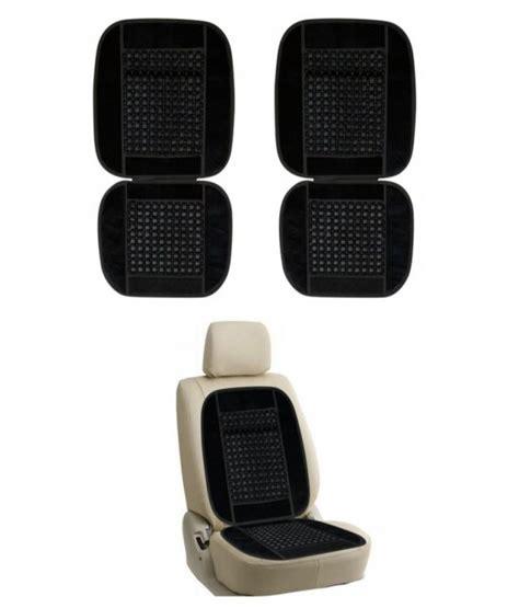 car wooden bead seat acupressure spedy black acupressure wooden bead seat for chevrolet