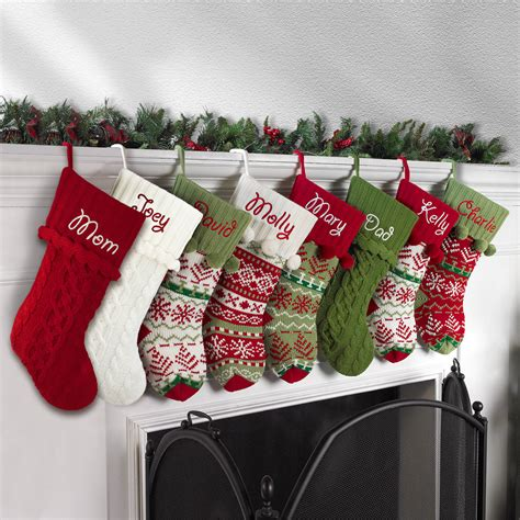 knit personalized the joys of the festive season in knitted