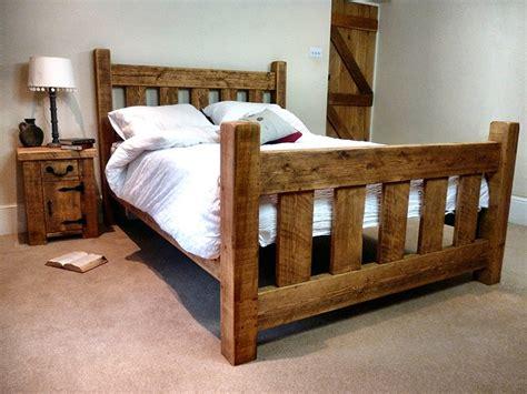 rustic bed frame plans ideas for make rustic bed frame plans editeestrela design