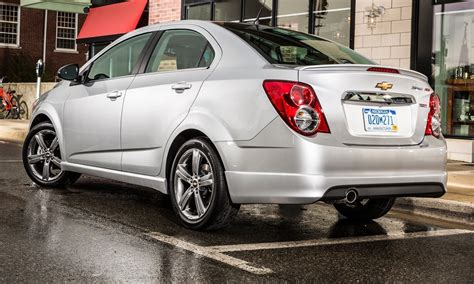 2014 Chevy Sonic Sedan by 2015 Chevy Sonic Rs Sedan And Ltz Dusk Join Cool Rs Hatch