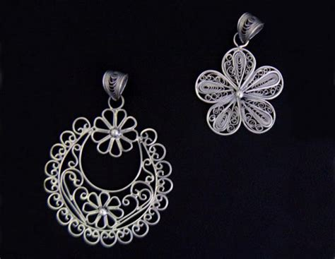 filigree for jewelry 143 best images about filigree jewelry on