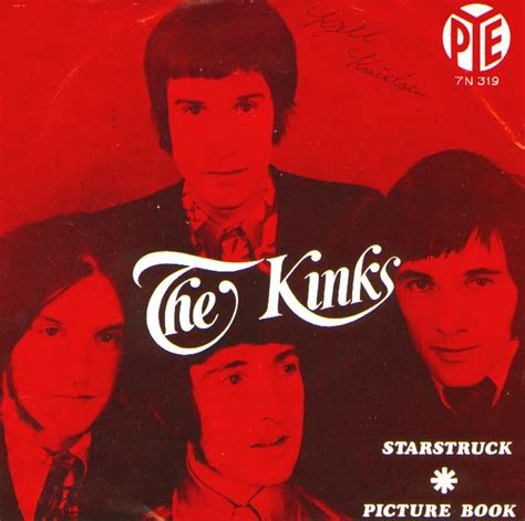 the kinks picture book lyrics starstruck picture book