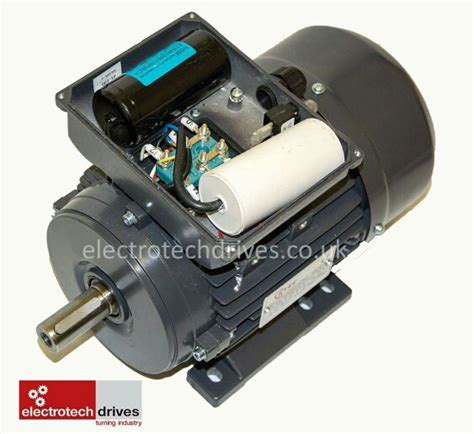 3hp Electric Motor by 2 2kw Single Phase Electric Motor 2800rpm 2 Pole 3 Hp 240v