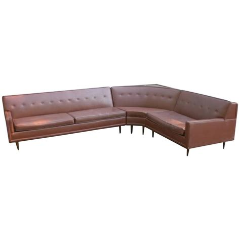 mid century sectional sofa mid century sectional sofa for sale at 1stdibs