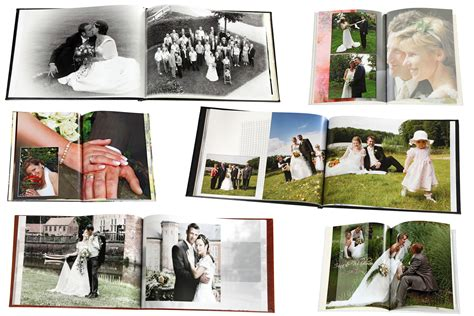 wedding picture books five minutes for eternity a wedding photo book created