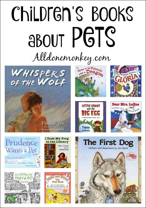 picture books about pets children s books about pets all done monkey
