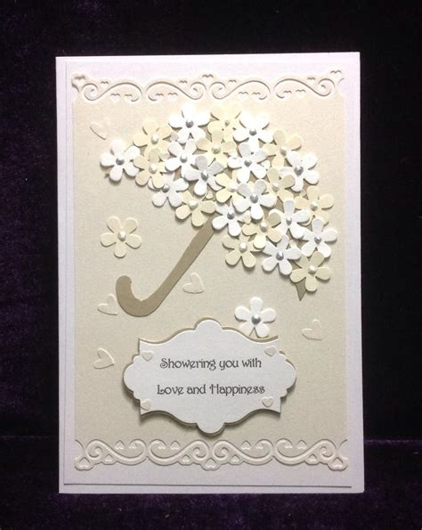 bridal shower cards to make 25 best ideas about bridal shower scrapbook on