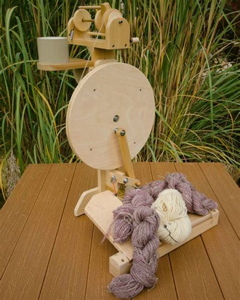 spinning wheel woodworking plans woodworking plans for zephyr a two treadle portable