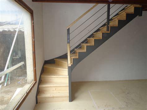 escalier quart tournant aspect moderne al 232 s gard le grau du roi vauvert
