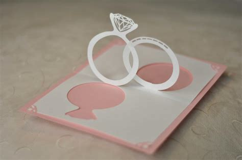 how to make pop up invitation cards make your wedding invitations pop with 3d effect arabia