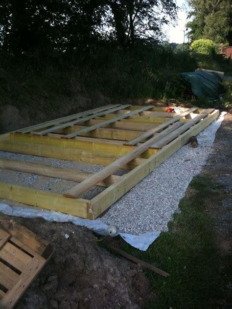 plancher abris de jardin plancher abri jardin sur enperdresonlapin