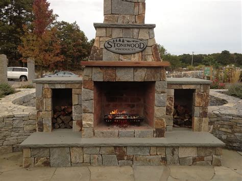 outdoor fireplace outdoor fireplaces stonewood products