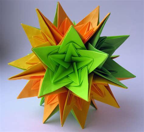 origami kusudamas origami otaku