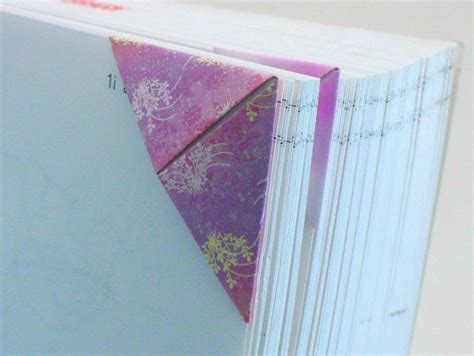 origami bookmark triangular origami bookmark donationware craft tutorial