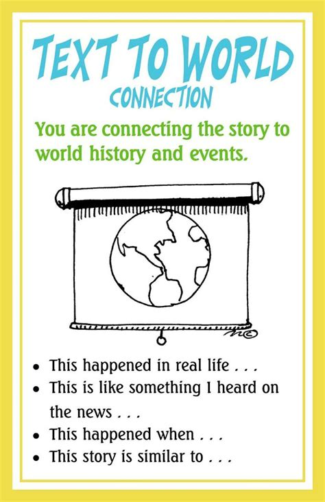 picture books for connections best 25 text connections ideas on