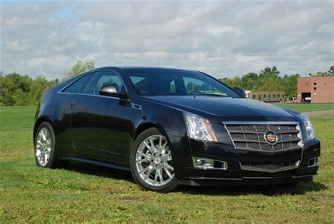 2008 Cadillac Cts Review by Used Vehicle Review Cadillac Cts 2008 2013 Autos Ca