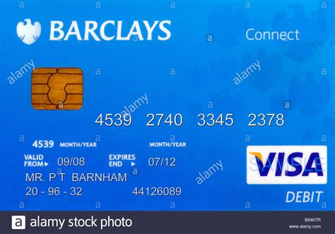 how to make counterfeit credit cards barclays bank debit card name and numbers stock photo