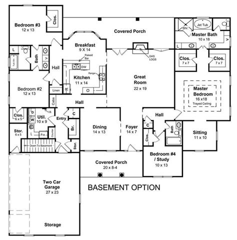luxury house plans with basements luxury home floor plans with basements new home plans design