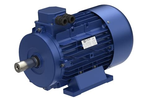An Electric Motor by Ac Electric Motors Elprom Harmanli