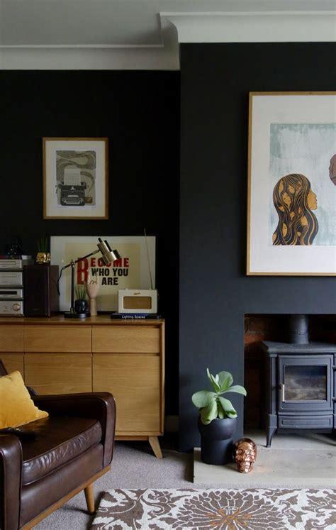 black sofa living room ideas best 25 black living rooms ideas on living