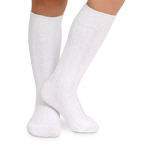 white cable knit knee high socks cable knit knee socks more colors the beaufort bonnet
