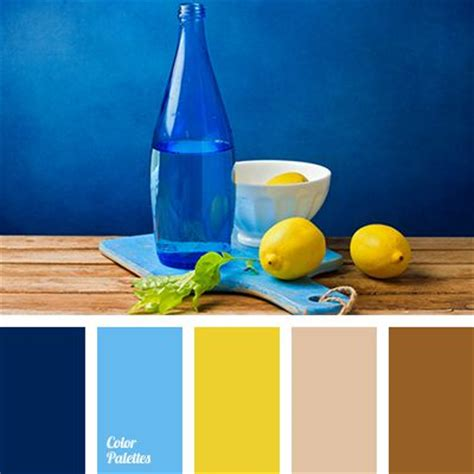 Yellow Colour Combination best 25 blue brown ideas on pinterest brown color