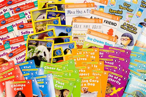 scholastic picture books the best leveled books from scholastic reading club