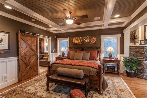 rustic paint colors for a bedroom mountain high residence rustic bedroom other by