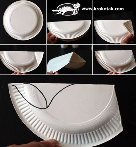 paper plate whale craft a paper plate whale krokotak crafts