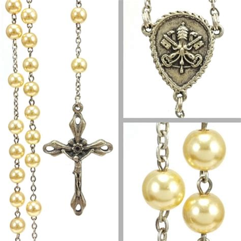 rosary vatican vatican rosary by ghirelli