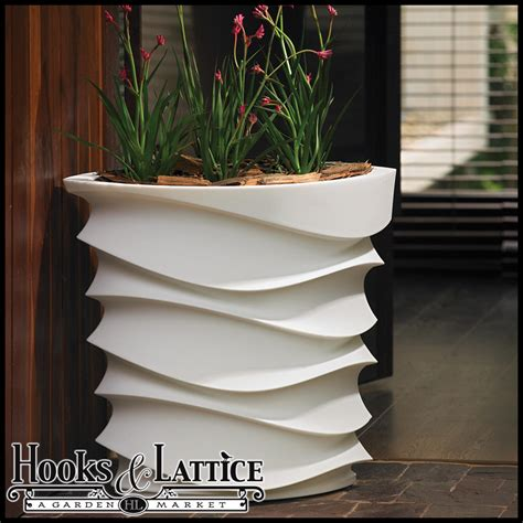 modern indoor planters expressions contemporary planter modern indoor