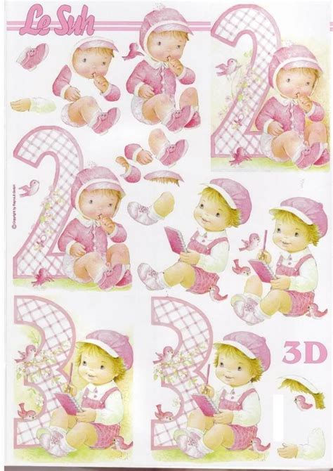 baby decoupage the 162 best images about 3d baby on