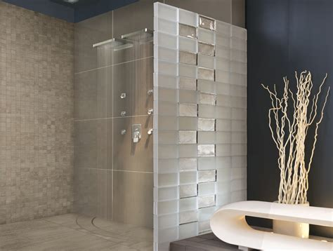 cloison salle de bain brique de verre id 233 es de d 233 coration et de mobilier pour la conception de