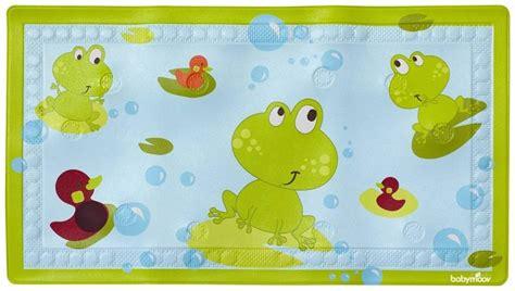babymoov tapis de bain grenouille doudouplanet