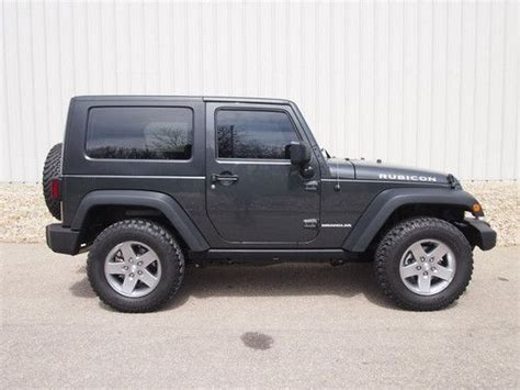 online service manuals 2010 jeep wrangler transmission control buy used 2010 jeep wrangler rubicon 4wd sport utility 2 door 3 8l v 6 4x4 hard top manual in