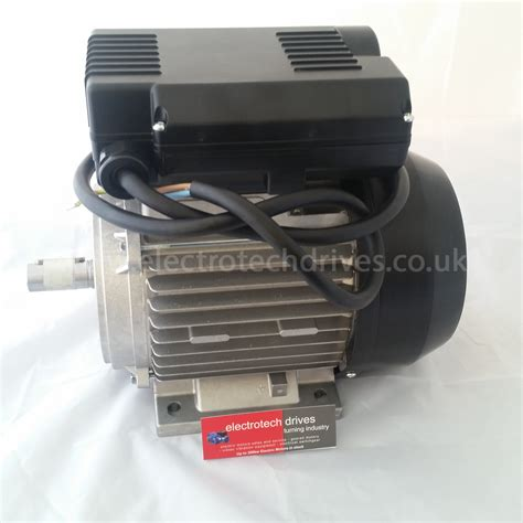 3hp Electric Motor by 2 2kw Compressor Electric Motor 3hp 2750rpm 240v 19mm