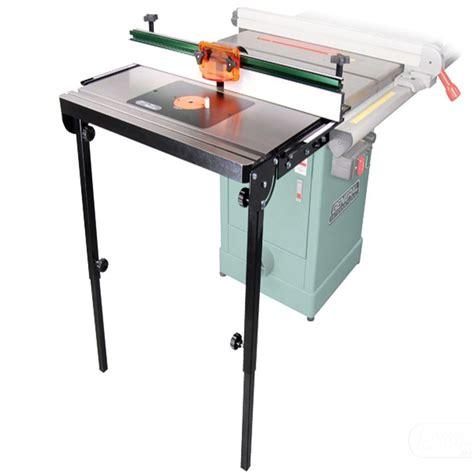 general international woodworking tools general international router table extension kit 40 070ek